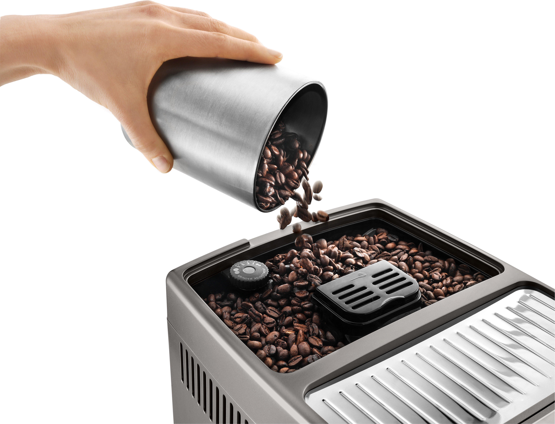 Кофеварка / кофемашина DeLonghi Dinamica Plus ECAM 370.95.T