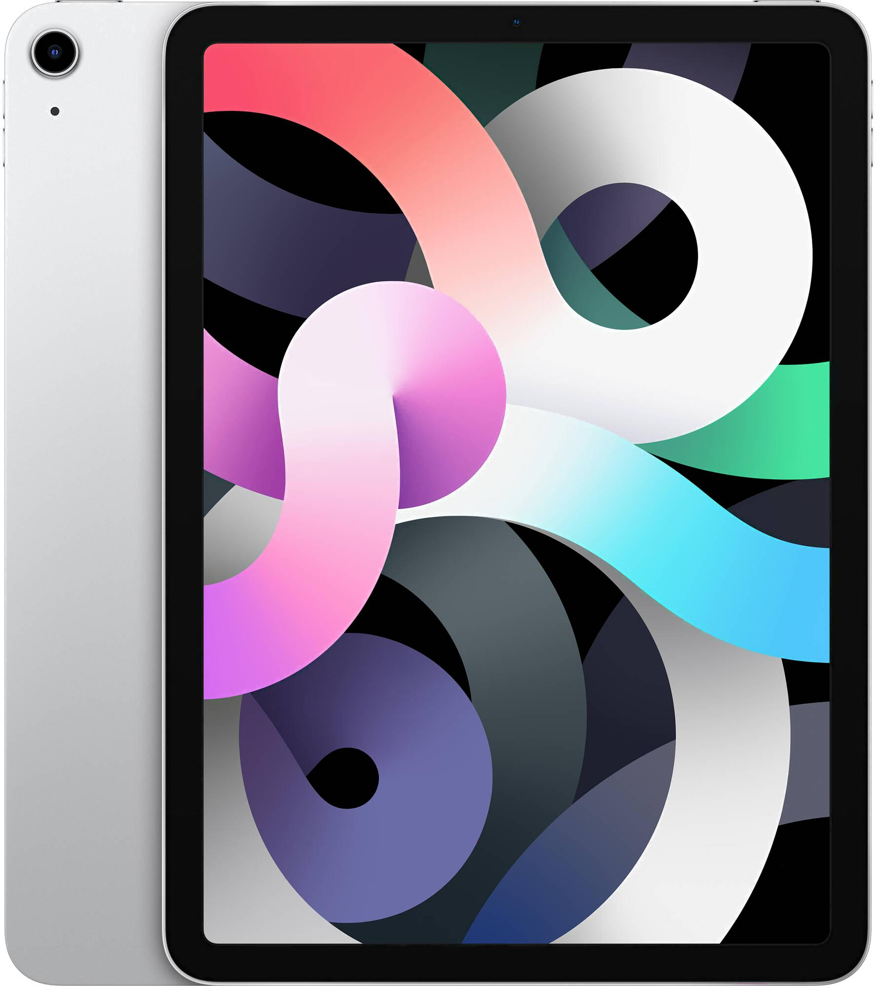 Планшет Apple iPad Air 2020 64GB (серебристый)