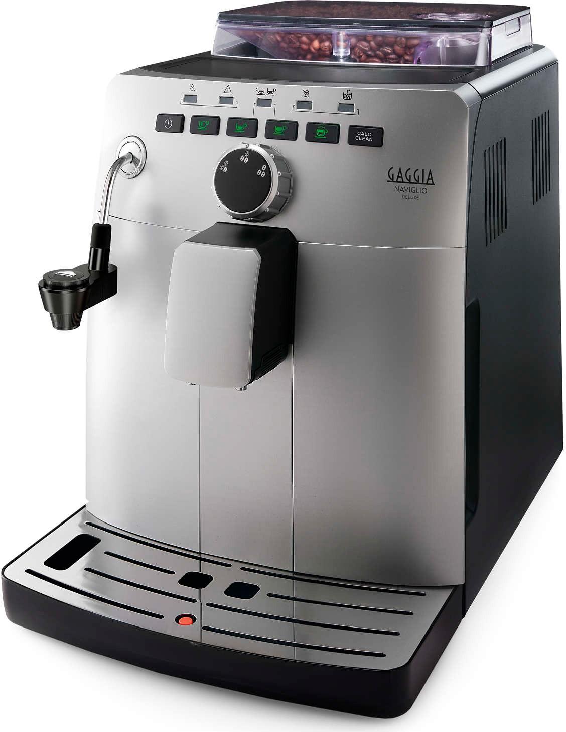 Кофеварка / кофемашина Gaggia Naviglio Deluxe