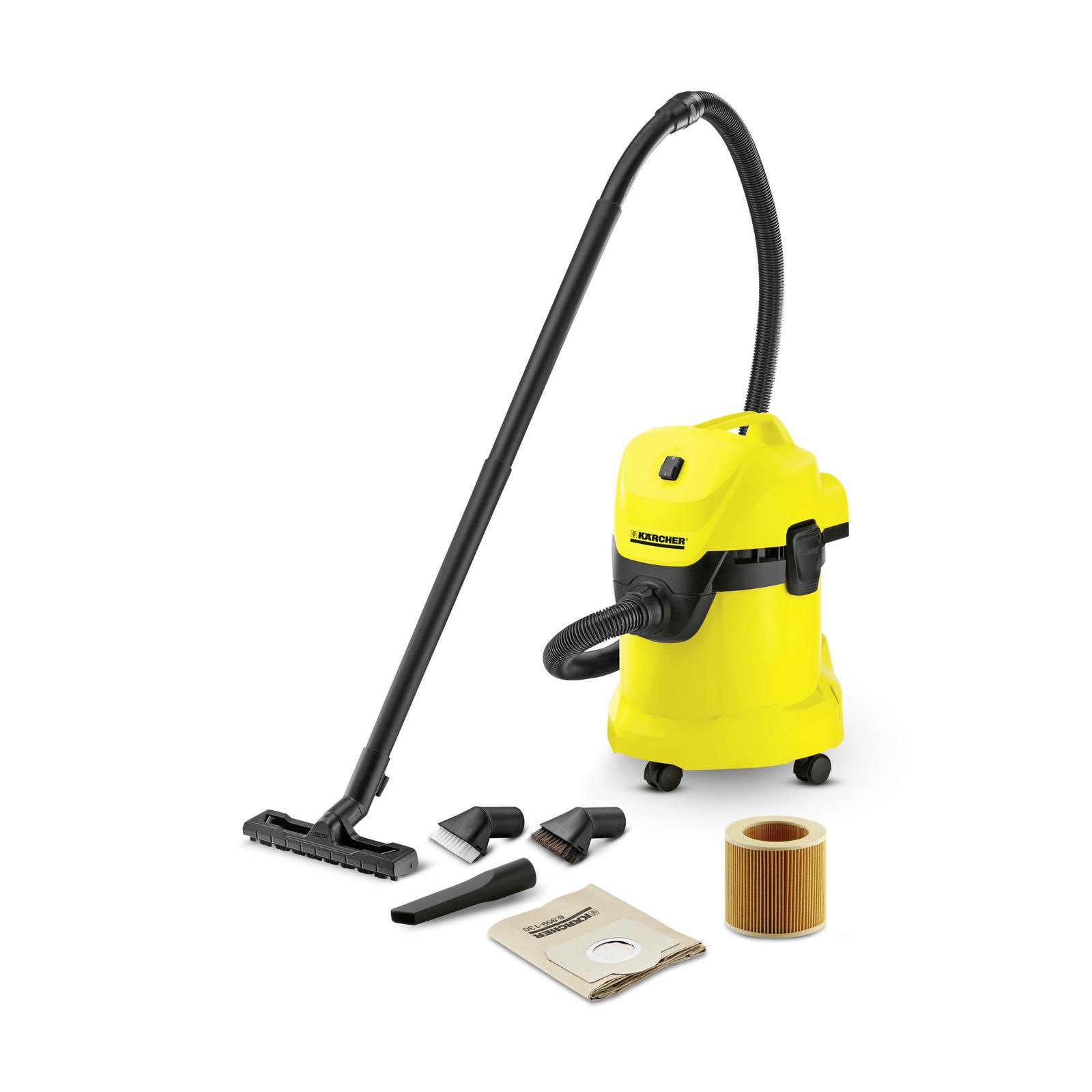 Пылесос Karcher WD 3 Suction Brush Kit (1.629-819.0)