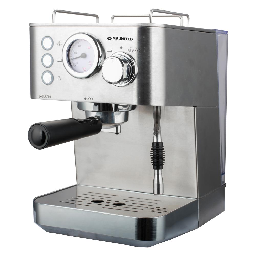 Кофеварка / кофемашина MAUNFELD MF-721S Pro