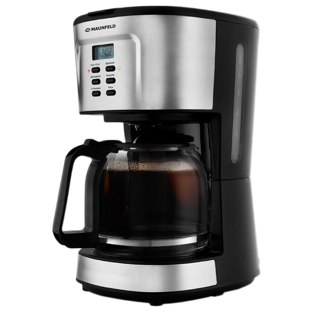 Кофеварка / кофемашина MAUNFELD MF-722S