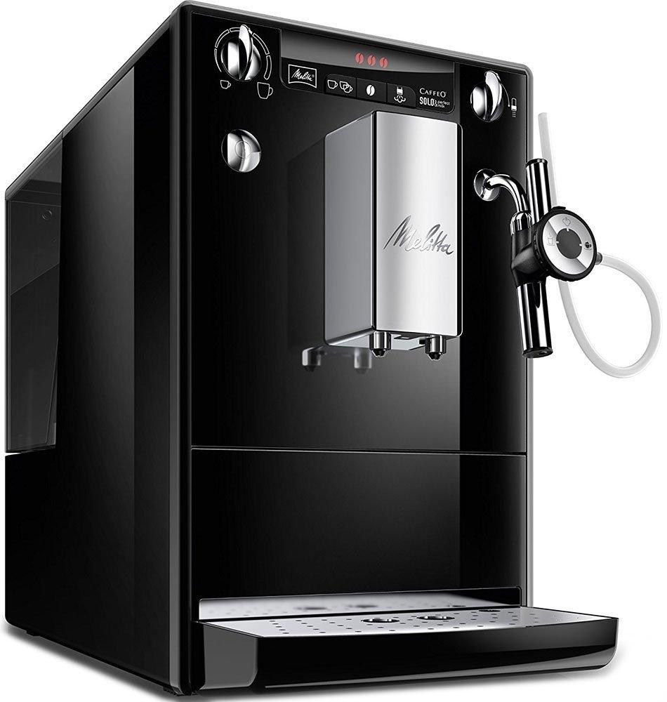 Кофеварка / кофемашина Melitta Caffeo Solo & Perfect Milk E957-101