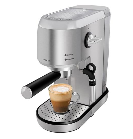 Кофеварка / кофемашина Sencor SES 4900SS