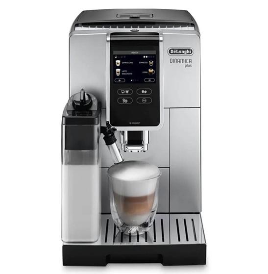 Кофеварка / кофемашина DeLonghi Dinamica Plus ECAM 370.85.SB